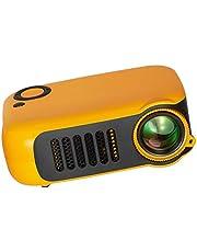 Gazechimp Mini beamer 1080P Full HD Smartphone home theater projector, verbinding met HDMI USB-apparaat