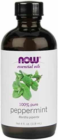 NOW Foods Essential Oils Peppermint -- 4 fl oz