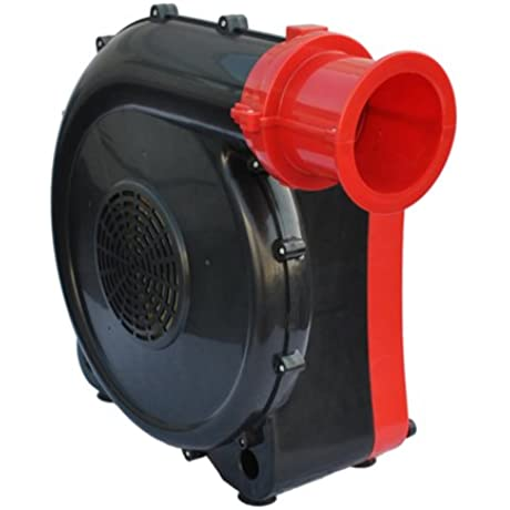 XPOWER BR 282A 2 HP 1500 CFM Indoor Outdoor Inflatable Blower 12 Amp