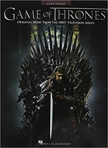 Game of Thrones Original Music from the HBO Television Series Easy Piano Ramin D