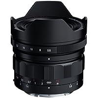VoightLander single focus wide angle lens HELIAR - HYPER WIDE 10 mm F 5.6 ASPHERICAL E - mount E mount supported Black 233010