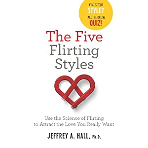 The Five Flirting Styles Audiobook