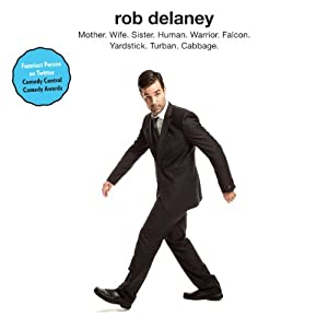 Rob Delaney Audiobook