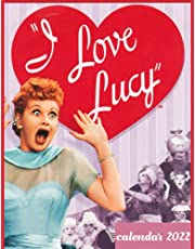 I love lucy calendar 2022: monthly calendar with great colorful photos, i love lucy calendar 8.5X11 inch