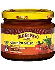 Old El Paso Dips Medium Chunky Salsa, 300g