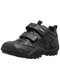 Geox Boy's JR SAVAGE Velcro Strap Shoe