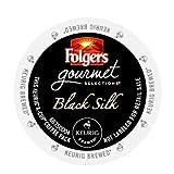 Folgers Black Silk K-Cups 24 Pack