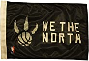 """WE The North, Toronto Raptors Heavy Duty Car 12"""" x 18"""" Inch Flag Banner with Sleeve Without"""
