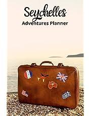 Seychelles Adeventures Planner : Trip Planner Itinerary Organizer - Trip Planner Journal Notebook - Travel Planner Organizer - Travel Planner Journal Notebook - RV Travel Planner Book - Expenses Budget Tracker - Travel Prepation Book
