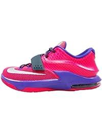 on sale 1a332 e2fa4 Nike KD VII Hyper Punch sz 6Y Youth Grade School Purple 669942 601