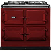 AGA ADC3E Dual Control 39 Inch Wide 4.26 Cu. Ft. Slide In Electric Range with Sl, Claret