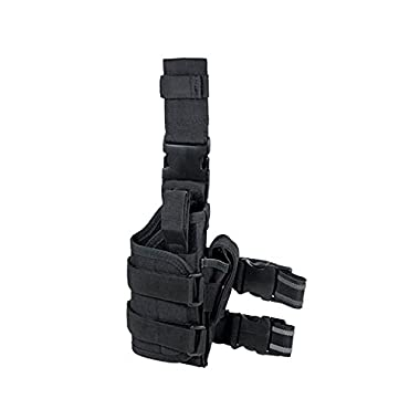 UTG Extreme Ops 188 Tactical Leg Holster, Black