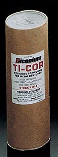 TI COR POLISHING COMPOUND 2.7 POUND TUBE