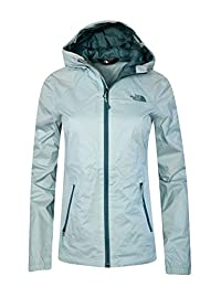 The North Face Womens Windmill Blue Boreal Rain Jacket (S)