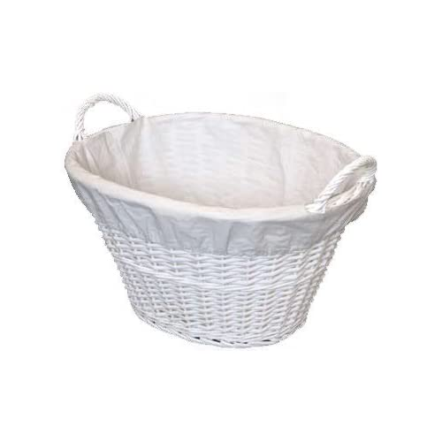 wicker laundry baskets. Black Bedroom Furniture Sets. Home Design Ideas