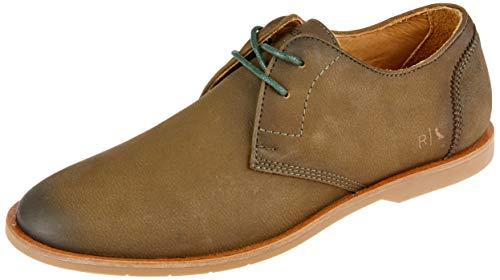 Sapato Casual Florence Reserva Masculino Caqui 38