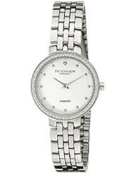 Rudiger Womens R3300-04-001 Hesse Analog Display Quartz Silver Watch