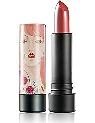 HML Light Pearl Lipstick Waterproof Long-lasting 12 Color Lipstick Set Beauty Lip Cosmetics Stilla All Day 3.8g (08# Lotus Root Starch)