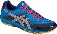 ASICS Gel Blade 6 Mens Indoor Court Shoe (Blue Print/Race Blue)