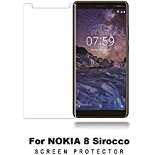 Nokia 8 Sirocco Screen Protector, TopACE 3-Pack Ultra-Clear Premium Film for Nokia 8 Sirocco (3-Pack)