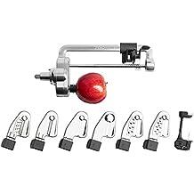 KitchenAid RKSM2APC Spiralizer Plus Attachment with Peel Core Slice (CERTIFIED REFURBISHED)