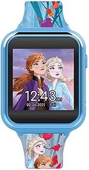 Disney Frozen 2 Girls Touch-Screen Interactive Smartwatch
