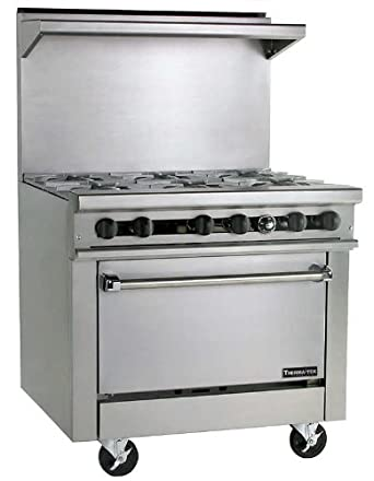 36 inch gas stoves