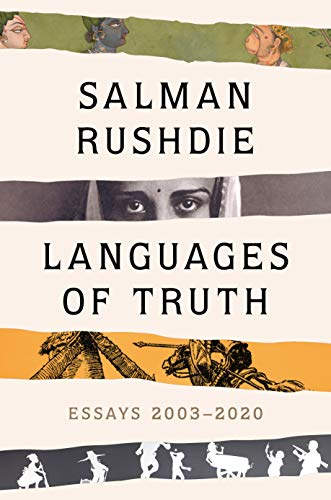 Book Cover: Languages of Truth: Essays 2003-2020