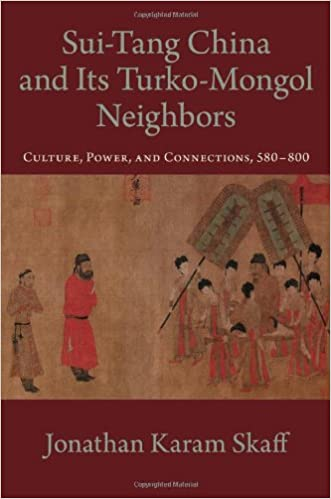 Sui-Tang China and its Turko-Mongol neighbors : culture, power and connections, 580-800