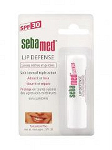 SebaMed SPF 30 Lip Defense Stick, 4.8g