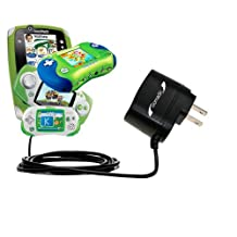 AC wall power supply adapter for the Leapfrog LeapPad Explorer / Leapster / 2 / TAB / DIDJ / L Max