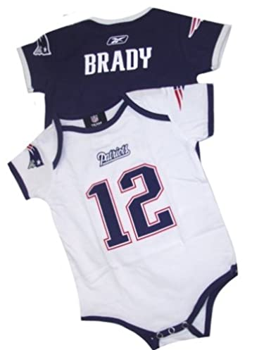 best authentic a07a4 7153f low price tom brady onesie jersey 13e33 594ca