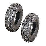 Carlisle (2 Pack) Snow Hog 2 Ply 410/350-4 Snow Blower Tire # 5170041