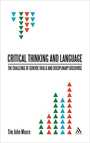About Critical Thinking and Language
