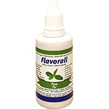 Flavorall Liquid Flavoured Stevia (Alcohol-Free), Pure, 50ml