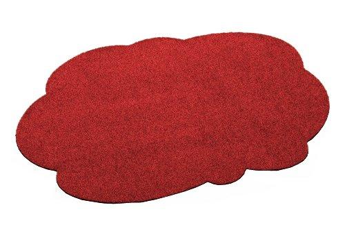 Deko-Matten-Shop Fußmatte Classic, Schmutzfangmatte, Wolke, 70x100 cm, schwarz, schwarz, schwarz, in 8 Größen und 11 Farben B06X6GZBVC Teppiche & Lufer a7fd51