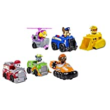 Paw Patrol - Paw Racer Gift Set (Pack of 6 Vehicles).