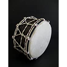 Djembe Drum Bongo Congo Solid Wood African Hand Drum Double Sided Drum- PROFESSIONAL SOUND, JIVE BRAND - NOT MADE IN CHINA
