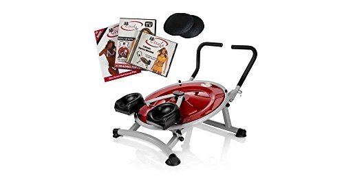 Pro Exercise Abs Core Workout andamp; Fitness Machine w/ DVD | AS SEEN ON TV