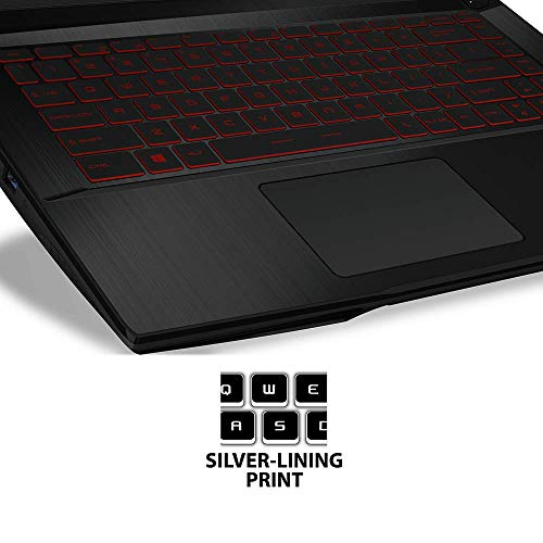 "MSI GF63 Thin 9SCX-615 15.6"" Gaming Laptop, Intel Core i5-9300H, NVIDIA GTX 1050Ti, 8GB, 512GB NVMe SSD, Win10 (Renewed)"