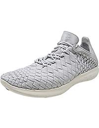 Men's NikeLab Free Inneva Woven Motion Ankle-High Fabric Running Shoe