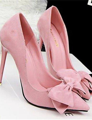 BGYHU BGYHU BGYHU GGX Damen Schuhe Synthetik Stiletto Heel Heels Heels Office & Karriere Kleid Schwarz Blau Gelb Rosa Rot 92c966