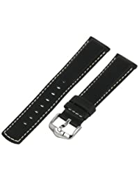 Hirsch 145021-50-20 20 -mm  Genuine Calfskin Watch Strap