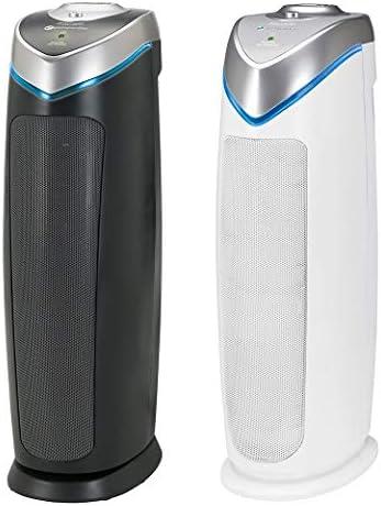 Germ Guardian True HEPA Filter Air Purifier with Germ Guardian HEPA Filter Air Purifier with UV Light Sanitizer