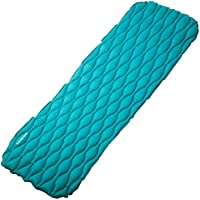 Naturalife Easy-Inflating Sleeping Pad for Camping,...