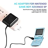 Charger for Gameboy Advance SP , AC Power Adapter