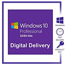 Windows 10 Pro 32/64 Bits Product Key & Download Link,License Key Lifetime Activation