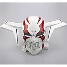 Gmasking Bleach Ichigo Kurosaki Hollow Cosplay Helmet Prop Collectibles 1:1 Replica