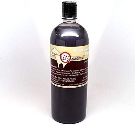Shampoo yeguada la Reserva para el crecimiento del cabello y anticaída: Amazon.com.mx: Salud y Cuidado Personal