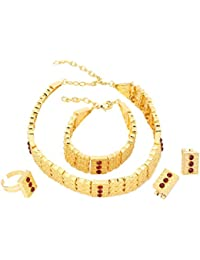 New Arrival Ethiopian Set Jewelry Chokers Necklace...